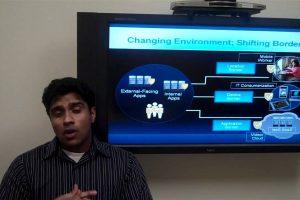 Borderless Networks – Changing Environments; Shifting Borders