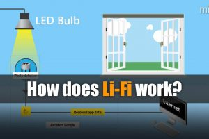 How does Li-Fi work?