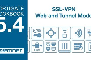 FortiGate Cookbook – SSL VPN Web and Tunnel Mode (5.4)