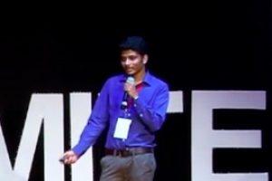 Li-Fi Technology   Shibin george   TEDxMITE