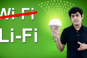 Li-Fi কি ? || What is LiFi? (Bangla)