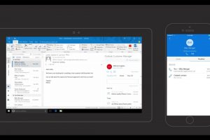 Outlook Customer Manager – Getting started