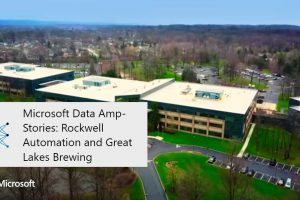 Microsoft Data Amp – Stories: Rockwell Automation and Great Lakes Brewing