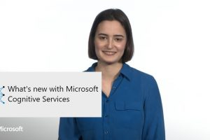 What's new with Microsoft Cognitive Services