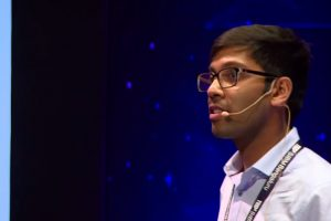 Li-Fi | The future of Internet | Deepak Solanki | TEDxSIBMBengaluru