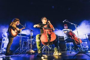 Cisco & Live Nation: Music Education Takes the Stage