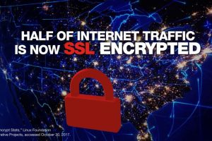 The Rapid Growth of SSL Encryption