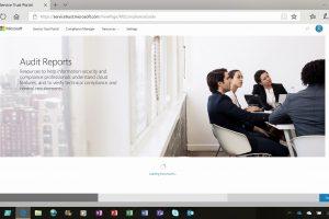 Introducing the Service Trust Portal