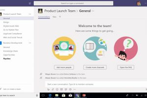 Microsoft 365 Business: Product Demo