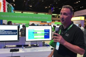 Cisco Live Orlando: Cisco Hybrid Cloud Platform for Google Cloud