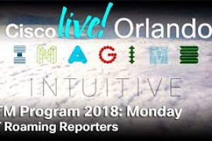 ITM Program CLUS Orlando 2018 | Monday