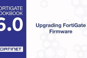 Cookbook – Upgrading Firmware (6.0)