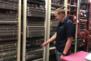 NX-OS to Cisco ACI: Enabling Cisco ACI on Nexus 93240YC-FX2 Switches