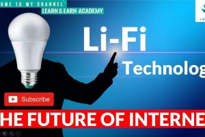 Li-Fi Technology || The Future of Internet ||