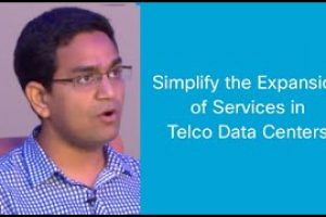 Demo: How to Simplify the Expansion of Services in Telco Data Centers
