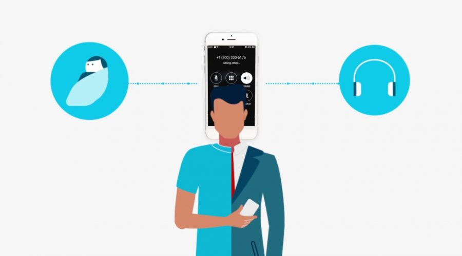 UC-One, the collaboration app that keeps you connected to everyone and everything