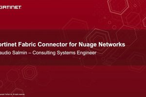 Fortinet Fabric Connector for Nuage Networks