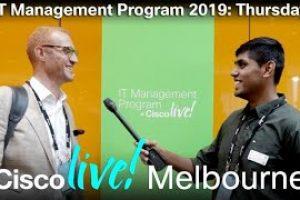 ITM Program CLMEL Melbourne 2019 | Thursday