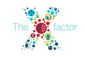 What is the X factor in the new Cisco Webex?