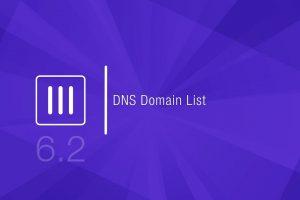 DNS Domain List