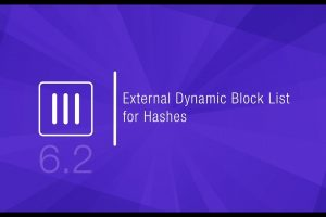 External Dynamic Block List for Hashes
