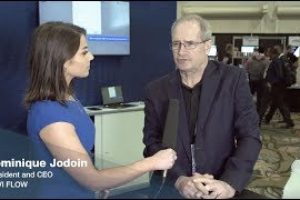 Interview with Dominique Jodoin of NoviFlow | Fortinet Accelerate 2019