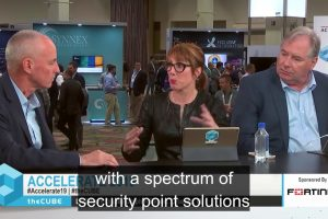 John Maddison on Realities of Securing Multi-Cloud and Edge Environments | Fortinet Accelerate 2019