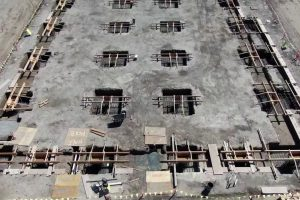 New Fortinet Global Headquarters Drone Flyover | Part 5 |Foundations Rising