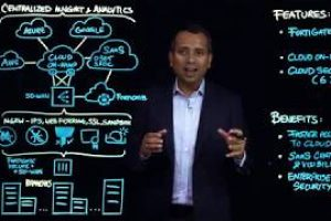 Cloud-Ready Branch with FortiGate Secure SD-WAN | SD-WAN