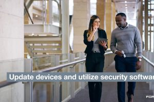 Educating Employees About Mobile Cyber Threats | NCSAM | Mobile Device Security