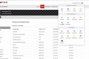 FortiManager Cloud and FortiAnalyzer Cloud SD-WAN Provisioning and Analytics Demo