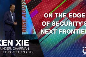 CEO Ken Xie's Accelerate Barcelona Keynote | Accelerate 2020