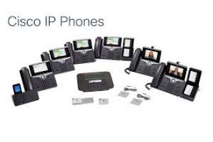 Cisco IP Phone Refresh 2019