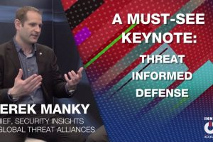 Derek Manky: Threat Informed Defense | Accelerate 2020