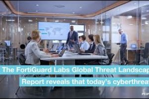 FortiGuard Labs Global Threat Landscape Report | Threat Intelligence
