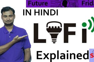 Li Fi technology Explained In HINDI Future Friday