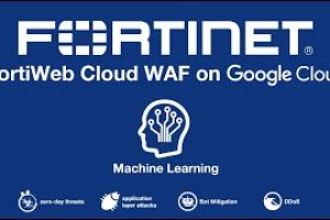 Fortinet's FortiWeb Cloud WAF-as-a-Service on the Google Cloud Platform | Cloud Security