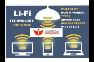 INSIGHTSIAS LAZY LESSONS : LIFI TECHNOLOGY THE FUTURE