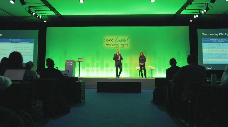 IT Management Program | Cisco Live Barcelona 2020
