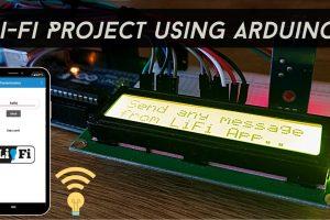 Li-Fi Project using Arduino! (Transmit Data from Phone to Arduino using Light Signals)