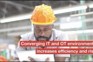 Securing Critical Operational Technology in Manufacturing | OT Security