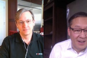 Fortinet's Peter Newton and Jonathan Nguyen-Duy on Remote Work | Teleworker Solutions