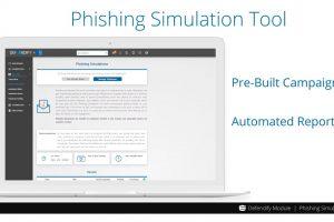 Phishing Simulation Tool     Defendify Culture Module