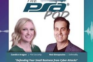Defending Your Small Business from Cyber Attacks with Rob Simopoulos (PSA Pod)