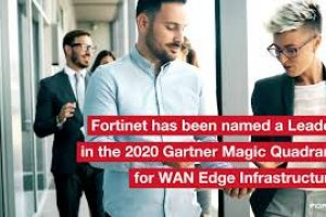 Fortinet Named a Leader in the 2020 Gartner Magic Quadrant for WAN Edge Infrastructure | SD-WAN