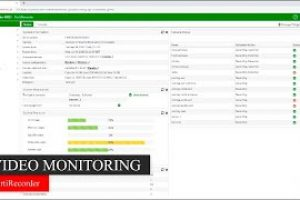Monitoring Live Videos and Footages from FortiRecorder | FortiRecorder
