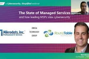 The State of Managed Services and how leading MSPs view cybersecurity
