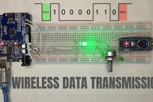 Tutorial: Data Transmission using light   Li-Fi