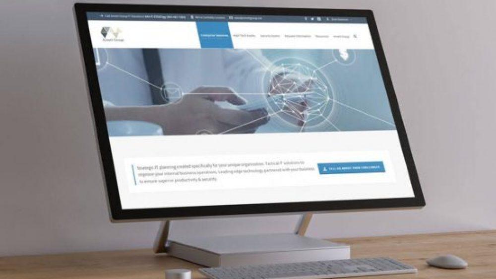 Arnett Group Website Design & Development
