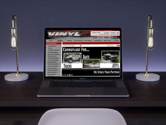 Automotive Catalog Corp E-Commerce